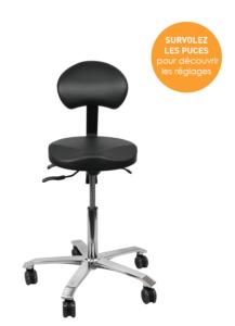 Siège 6311 - Travailler activement assis et debout