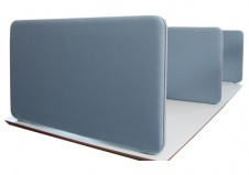 Cloison acoustique A30 Above Desk - Isolation phonique