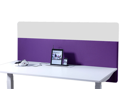 Cloison acoustique A30 Plexi - Environnement de travail calme
