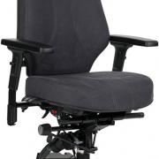 Siège ergonomique Tilto adapté pour la compensation de handicap