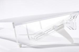 Pupitre de bureau ergonomique E-Slide Flexx - Azergo