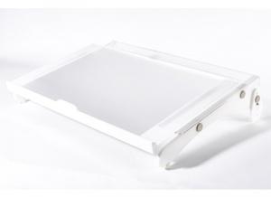 Pupitre ergonomique de bureau E-Slide Magnet - Azergo