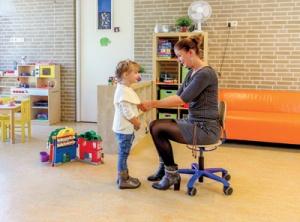Siège ergonomique Pico pour la petite enfance - Azergo
