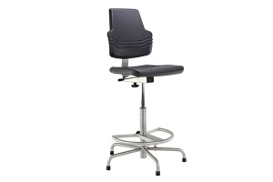 Siège ergonomique 4400 inox pour industrie - Azergo