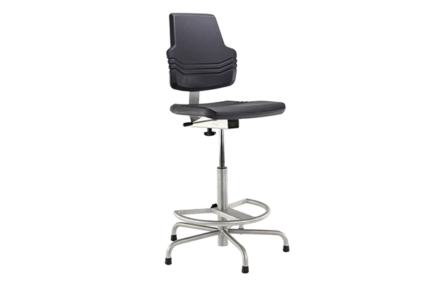 Si ge ergonomique 4400 azergo for Chaise de travail ergonomique