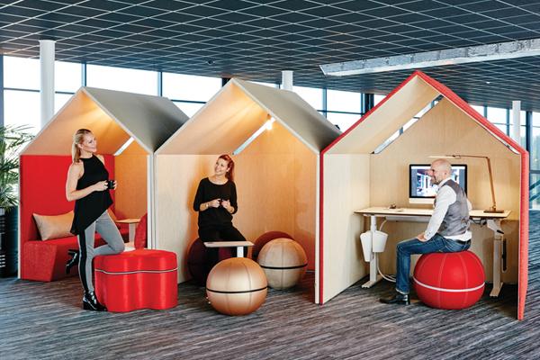 Siège ballon ergonomique Office Ballz Azergo