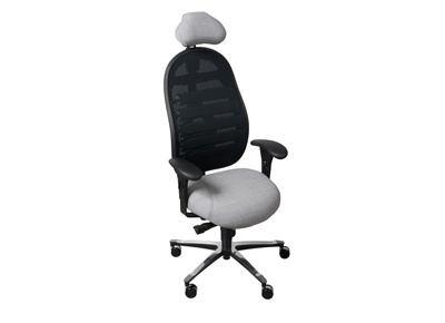 Siège ergonomique contre le mal de dos et TMS - Azergo