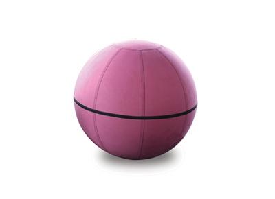 Siège ballon ergonomique contre le mal de dos au bureau - Azergo