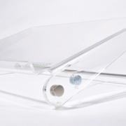 Pupitre ergonomique de bureau E-Slide Docc - Prévention des TMS - Azergo