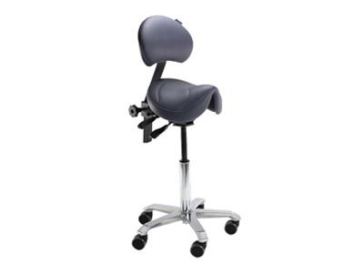 Chaise de bureau pour travailler assis-debout