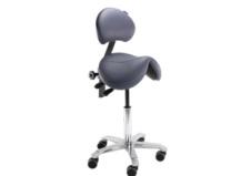 Chaise assis-debout Jumper - Posture de travail saine et dynamique