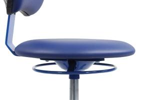 Siège ergonomique Pico Stamskin - Travail à hauteur d'assise basse