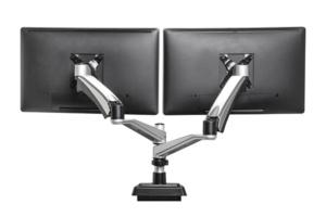 Bras support d'écran Dual - Bien positionner son écran au bureau