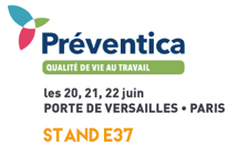 Préventica Salon référence sur la qualité de vie au travail