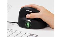 Souris verticale ergonomique R-Go Break - Prévention des TMS des membres supérieurs