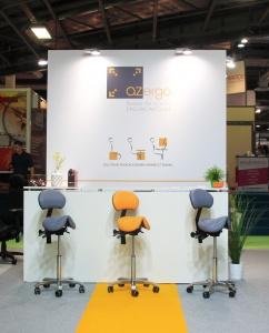 Sièges assis-debout ergonomique Amazone