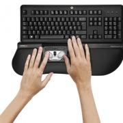 RollerMouse Pro 3 Plus - Soutien et confort lors du travail sur ordinateur