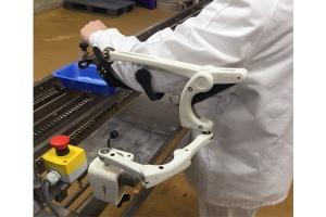 Support pour bras Edero - Limiter les douleurs au bras et à l'épaule en atelier