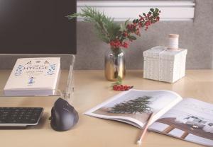 Noël Hygge - Partage, bien-être et confort à la maison ou au travail