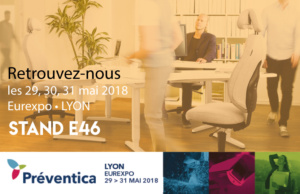 Préventica Lyon - Salon Santé et sécurité au travail
