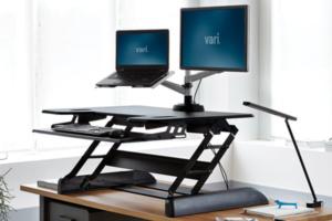 Plateforme Exec 40 - Travaillez debout sans changer votre bureau