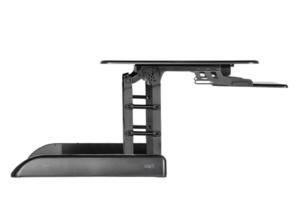 Plateforme Exec 40 - Matériel facile à installer pour améliorer votre confort de travail en alternant les postures assise et debout