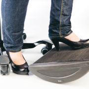Repose-pieds ergonomique Quickstep - Posture saine au bureau