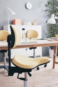Siège ergonomique Support Selle pour les postes assis-debout