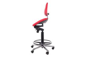 Siège ergonomique assis-debout Semisitting - Prévenir les douleurs musculaires engendrées par la posture assise prolongée