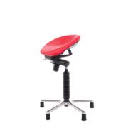 Siège assis-debout Semisitting- Travailler assis-debout pour soulage les douleurs musculaires