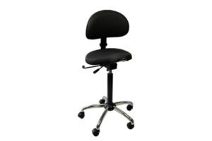 Siège compact assis-debout pour travail dynamique