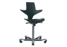 Siège ergonomique Capisco Puls - Adapté aux postes de production