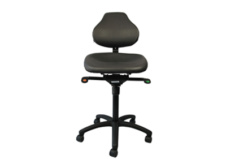 Siège ergonomique Semisitting pour s'asseoir confortablement au bureau
