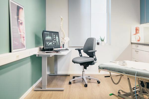 Fauteuil Activ 220 pour un environnement médical