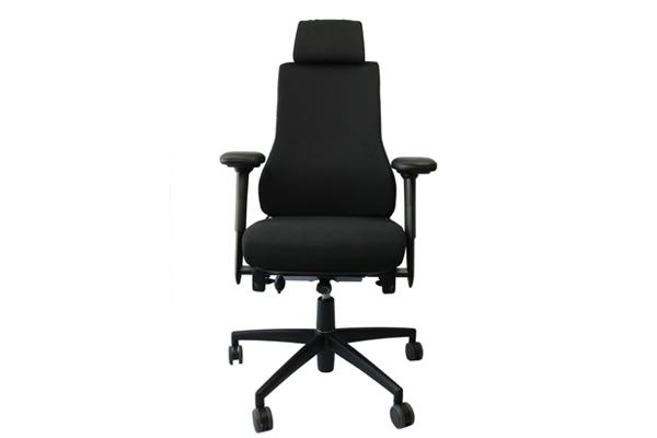 Grand fauteuil de bureau contre douleurs au dos Axia 2.4