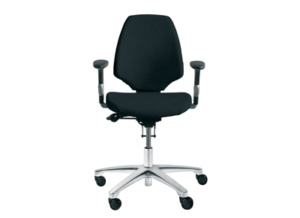 Siège de bureau ergonomique robuste Activ 220