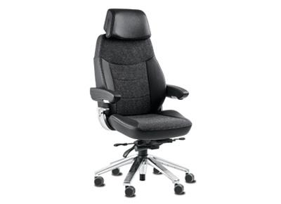 Fauteuil de bureau confortable pour une utilisation intensive - Stohl 24