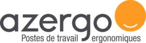 Le logo Azergo fait peau neuve - Bien-être au travail