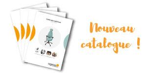 Nouveau catalogue Azergo 2019-2020 - Outils ergonomiques pour les postes de travail
