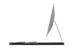 Plateforme assis-debout Oploft idéale pour le travail en Flex Office