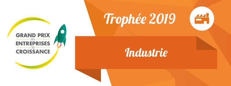 Grand Prix des entreprises de croissance 2019 - Leaders League et Ministère de l'économie et des finances