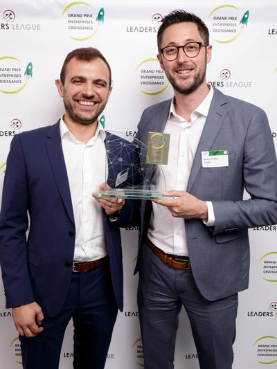 Grand Prix des entreprises de croissance - Innovation Emploi Management
