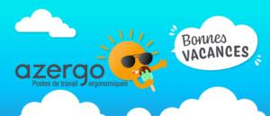 Vacances été 2019 - Société Azergo