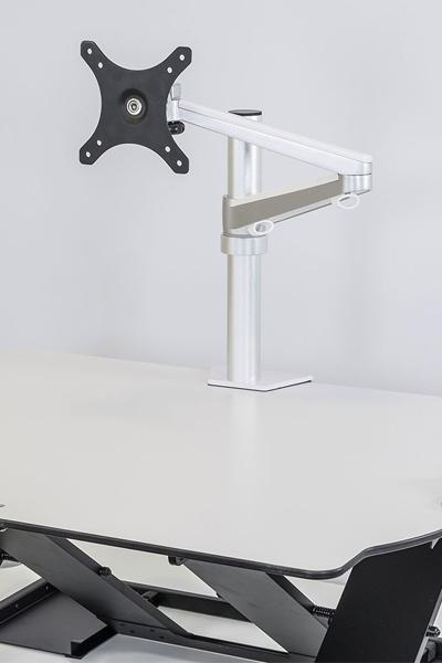 Bras support écran PC - Douleurs au travail épaules nuque dos