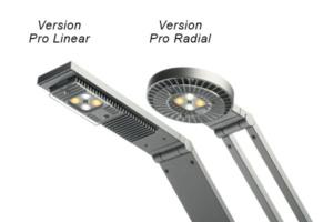 Lampe Pro Linear et Pro Radial - Lumière naturelle au travail