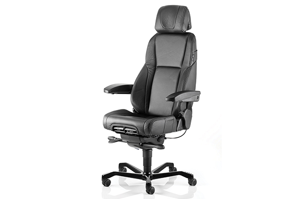K4 - fauteuil de bureau ergonomique 24h/24