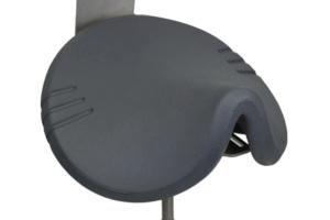 Chaise ergonomique Pro Inox milieu industriel