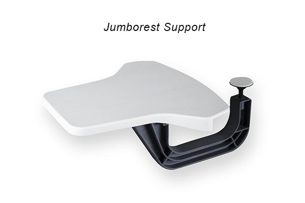 Repose-bras Jumborest simple et pratique contre les douleurs au bureau