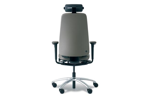 Chaise de bureau New Logic pour éviter les maux de dos au bureau