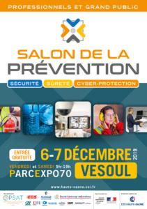 Salon de la prévention Vesoul - Evénement sur la santé au travail et la prévention des risques